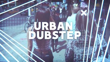 Urban Dubstep After Effectsテンプレート