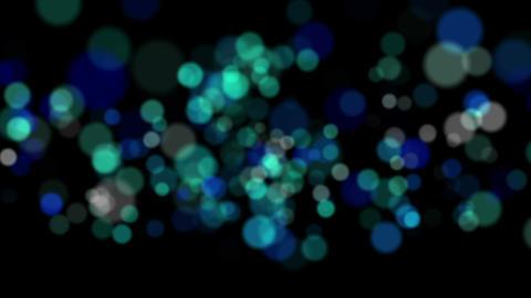 Light Leaks - Magical Bokeh Animation