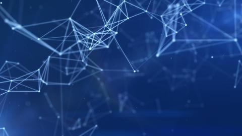 Plexus lines background Animation