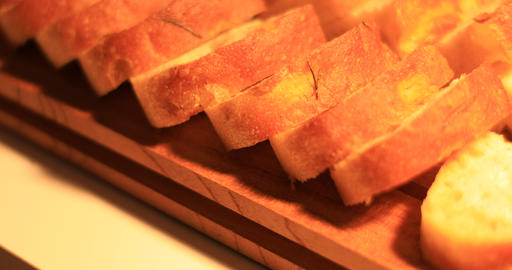 Finger foods at the reception party ライブ動画