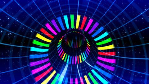 Tunnel animation CG動画