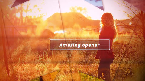 Amazing opener After Effects Template