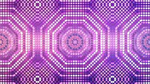 Glitter Back kaleida2 line Purple1 4k GIF