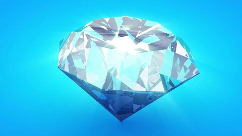 Slow rotating around the diamond Archivo