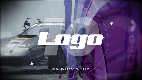 Logo Reveal Premiere Proテンプレート