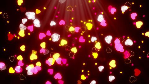 Mini Hearts 02 Videos animados