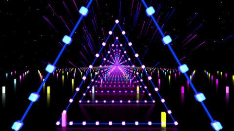 Triangle Light Animation
