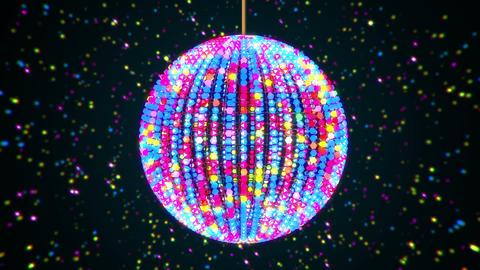Disco Ball Animation