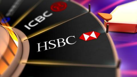 Editorial Game wheel Mitsubishi UFJ Financial Group Live Action