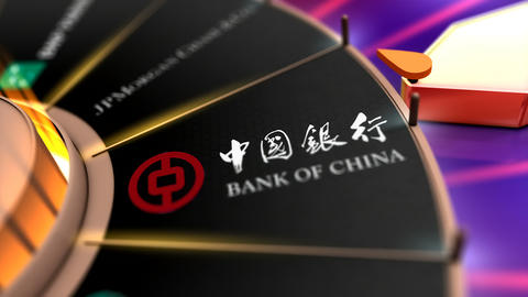 Editorial Game wheel Industrial and Commercial Bank of China Limited Live Action