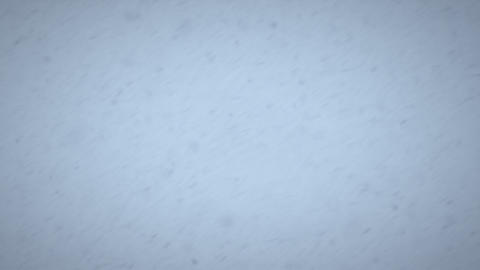 Static shot of a snowstorm Footage