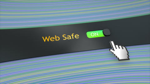 Application setting Web safe Live Action