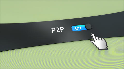 Application setting P2P Live Action