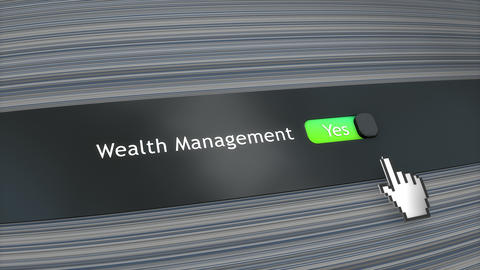 Application setting Wealth management Animation