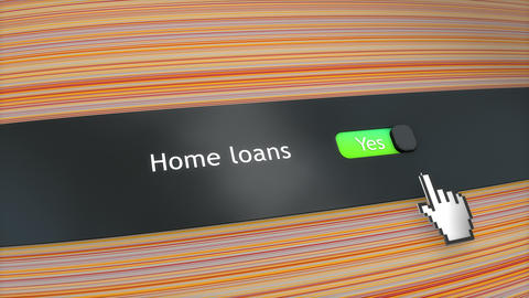 Application setting Home loans Live Action