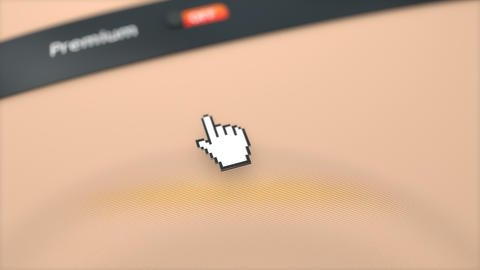 Application setting Premium, Stock Animation