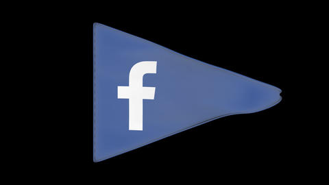 FaceBook Icons Flag Animations Animation