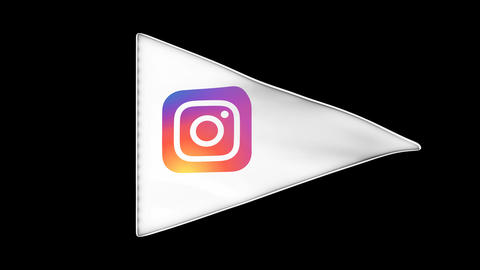 instagram Icons Flag Animations Animation
