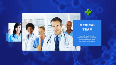 Medical Opener - Medical Clinic After Effects Template