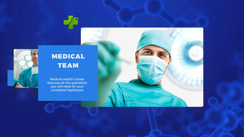 Medical Opener - Medic Centre After Effects Template