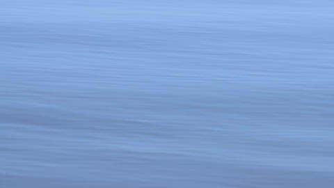 Sea Water Texture Background. Calm Sea with Small Waves and Ripple Top Wiew Footage
