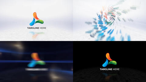 20-Logo After Effects Template