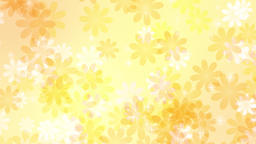 Flower-pastel-up-yellow Animación