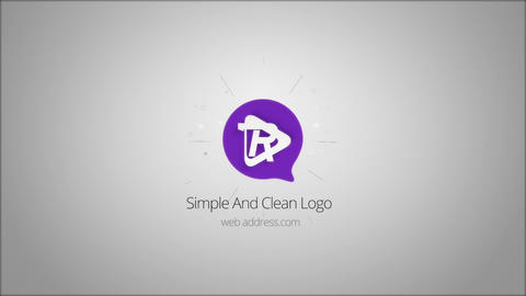Simple And Clean Logo Reveals Premiere Pro Template