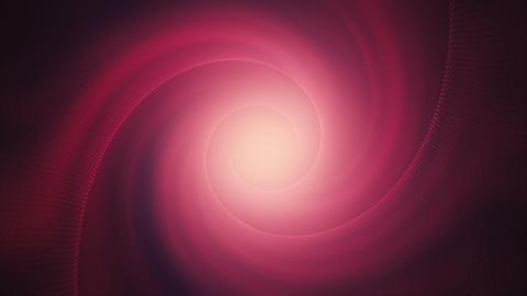 Dark Magenta Animated Spiral Background Animation