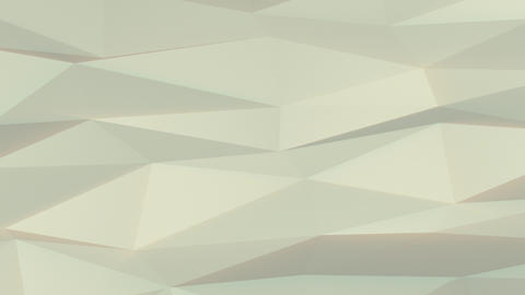 Grey Polygonal Animated Background Animation