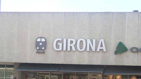 Girona station Live Action