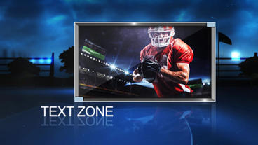 Sports Opener After Effects Templates