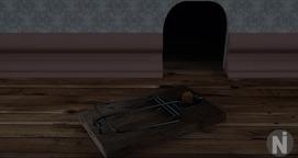 Mause Trap 3D Model