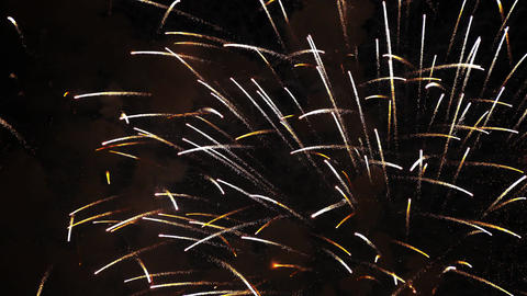 1080p Fireworks Show / Fireworks Explosions Footage