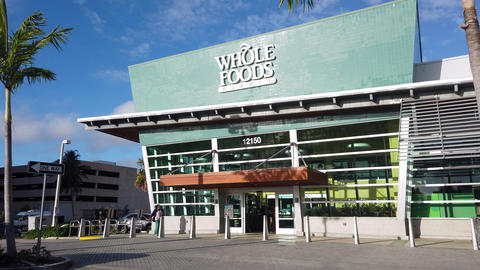 Whole Foods Market In Miami GIF