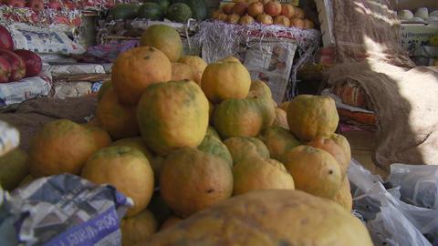 India Fruit Market Live Action