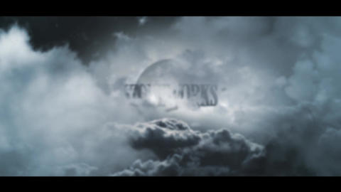 FULL MOON TITLE INTRO After Effects Template