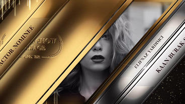 Awards Show After Effects Template