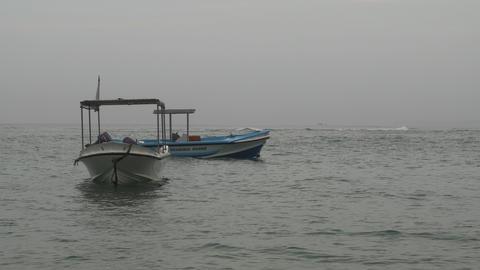 HIKKADUWA boats Footage