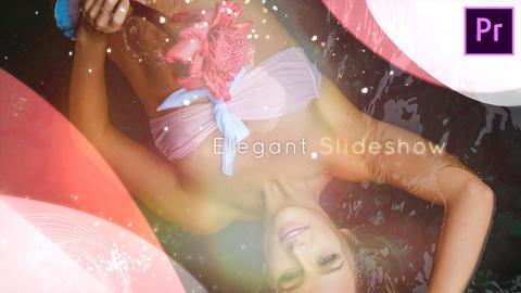 Elegant Slideshow 4K Premiere Pro Template