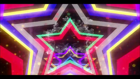 DJ Video background for party theme CG動画素材