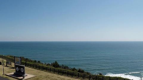 I look at the large sea ビデオ