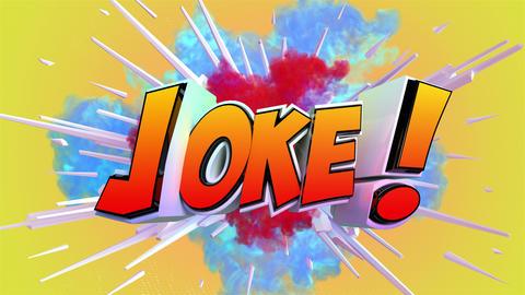 [alt video] Amazing explosion emoticon animation