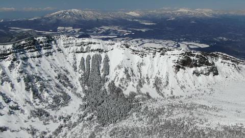Mt,Asama Nagano Japan ビデオ