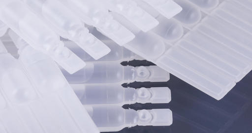 Capsules with medicine Footage