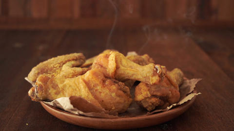 Original recipe fried chicken Live Action