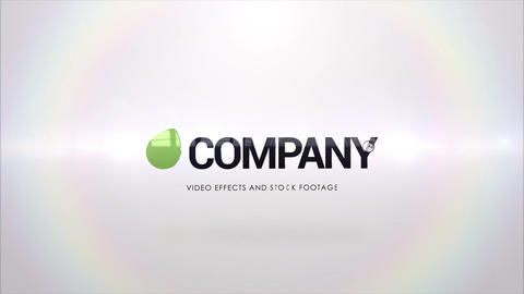 Clean Elegant Logo After Effects Template