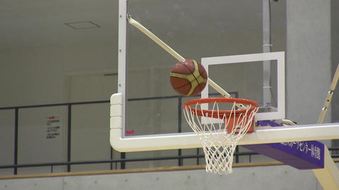 Basketball Goal IN Live Action
