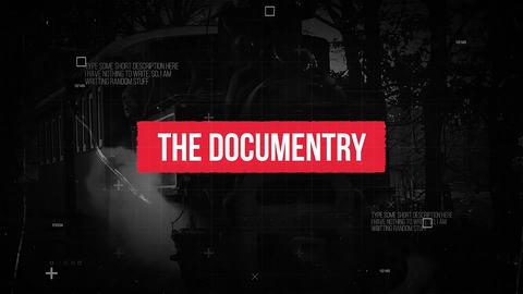 The Documentry Premiere Proテンプレート