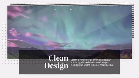 Modern Business - Clean Presentation // Premiere Pro Premiere Pro Template